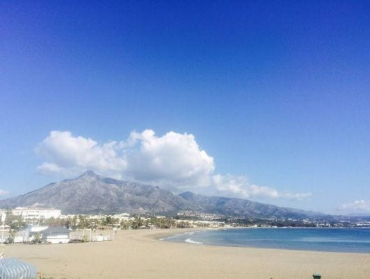 Mayo en Marbella