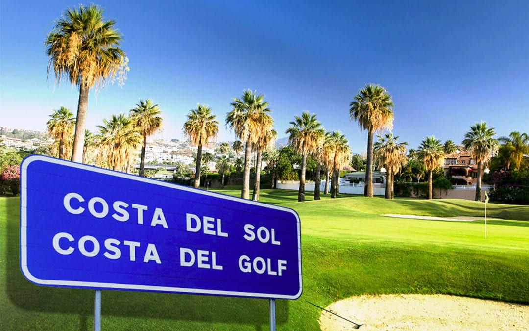 Welcome to Costa del Golf